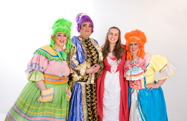 Treasue Island Wexford Pantomime Society